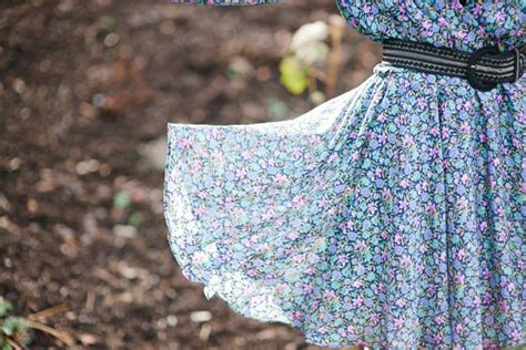 Vintage Babydoll Dress Mini Wanita Minidress Korea Bunga Tassel Tasel fashion remaja