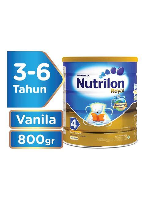 Nutrilon Royal 1 Tahun Nutricia Nutrilon 4 Royal Klg 800g Klikindomaret