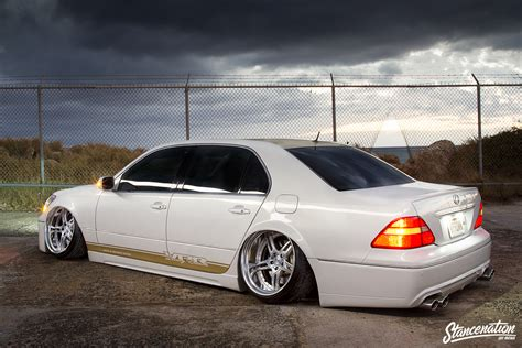 lexus ls stance hawaii five ohhhhhh the vpr lexus ls430 stancenation
