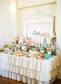 tea themed bridal shower team wedding bridal shower idea high tea