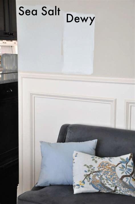 choosing paint   dining room sherwin williams sea
