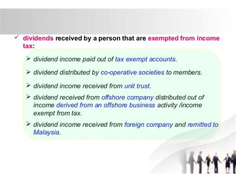 section 110 tax deduction taxation principles dividend interest rental royalty