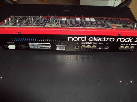 clavia nord electro rack 2 image 214187 audiofanzine