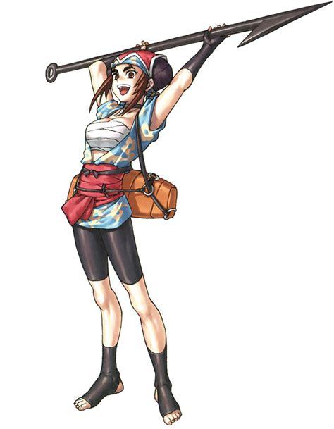 Buku Shin Suikoden 2 Ky lun characters suikoden v