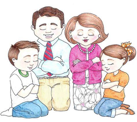 imagenes de la familia rezando familia