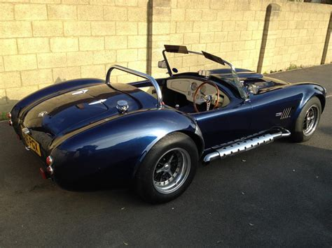 cobra kit car 1984 ac cobra kit car dax tojeiro for sale classic cars