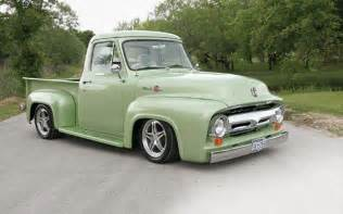 1955 ford truck photo 1