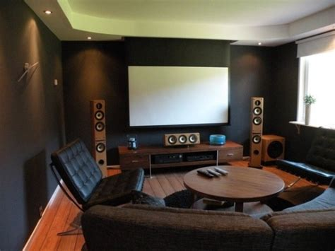 district  home theater setup