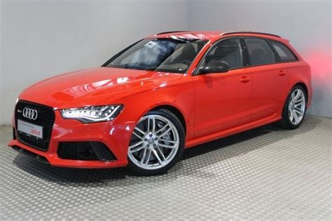 Audi Rs6 Rot by Audi Rs6 Avant Rot