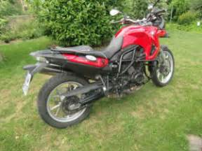 Bmw 650 Motorcycle Bmw Bmw F 650 Gs Used The Parking Motorcycles