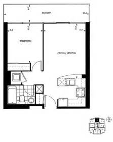 1 Bedroom Condo Floor Plans 18 Yorkville Avenue Annex Toronto Condominiums 1 Bedroom