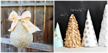 Diy Christmas Centerpieces Pinterest - 10 gorgeous diy christmas decorations
