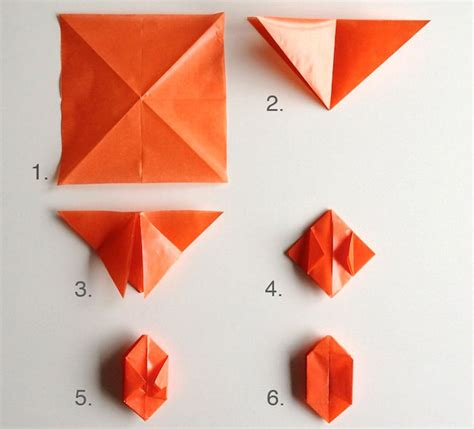 One Origami - diy steps to prepare origami lights homecrux