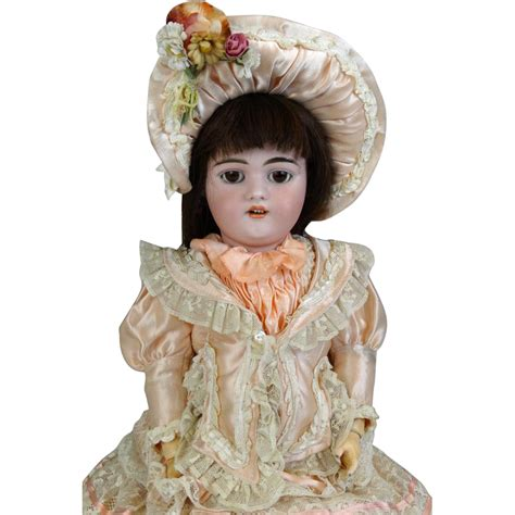 antique bisque german doll antique german bisque doll simon halbig 1079 from