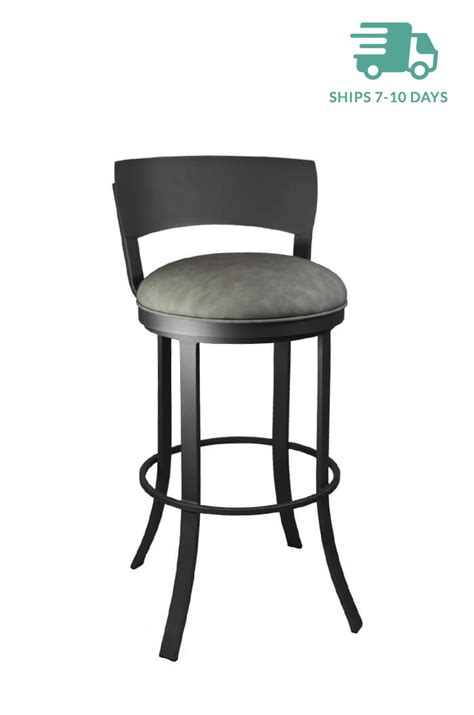 narrow counter stools narrow counter stools amisco aaron backless stool in a