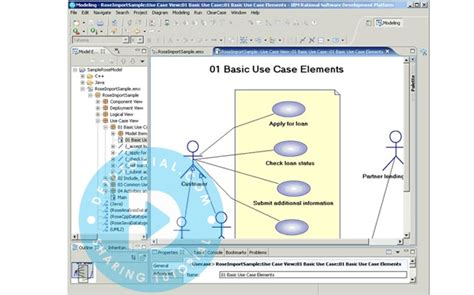 tutorial membuat use case diagram dengan rational rose membuat use case diagram yang benar gallery how to guide