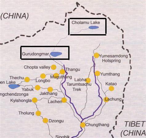 Cholamu Lake Trek   North Sikkim   India Travel Forum, BCMTouring