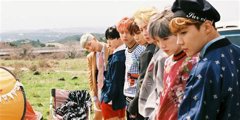 bts score an all kill with fire