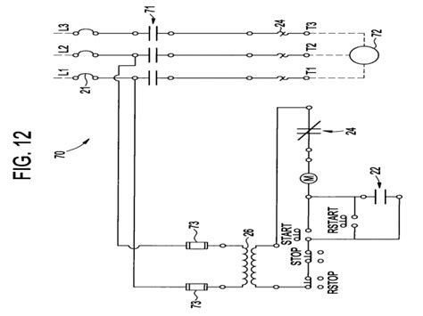 combination starter wiring diagram square d motor starter