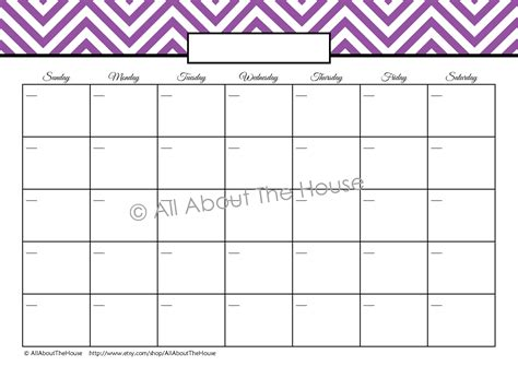 printable blank monthly planner matching lined notepaper is also included i like to print