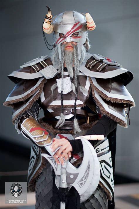tutorial tamriel online elder scrolls online nord when i see this cosplay