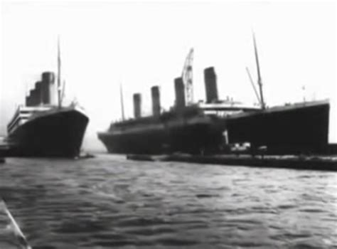Did Olympic Sink by The Titanic Didnt Sink Its The Olympic Did Page 1