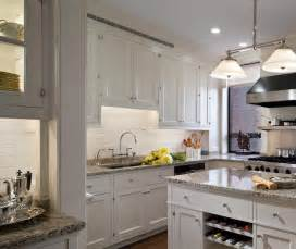 white kitchen cabinets with granite countertops photos built in wine rack transitional kitchen