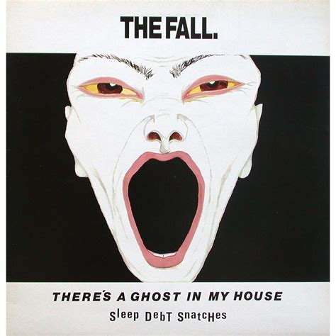 is there a ghost in my house there s a ghost in my house by the fall lp gatefold with skeudagogo ref 115584906