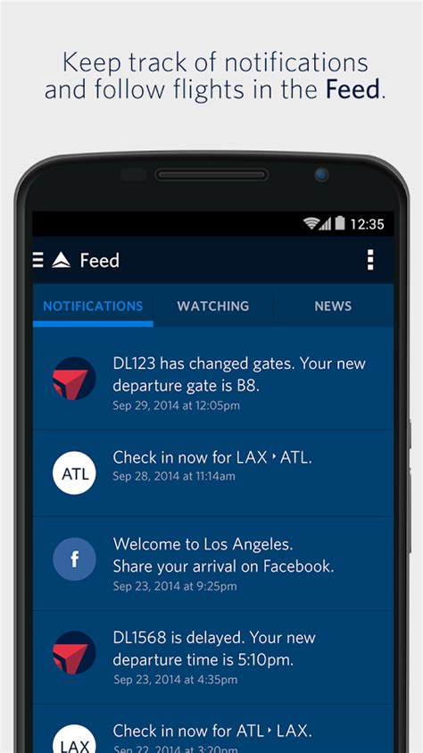 delta app android fly delta android central