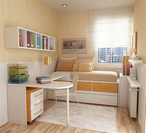 small room decorating ideas bedroom makeover ideas - Small Bedroom Makeovers