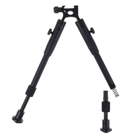 8 quot 10 quot adjustable legs bipod for m50 picatinny rail barrel mount ebay