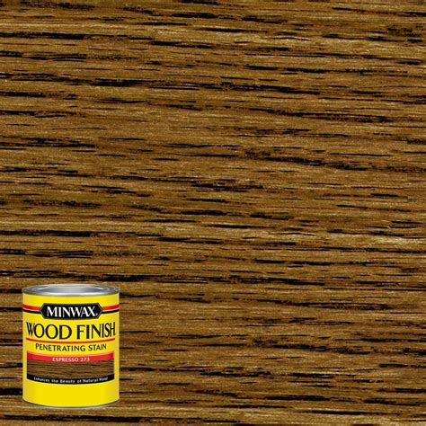 Stains What Stains by Minwax 8 Oz Wood Finish Provincial Based Interior
