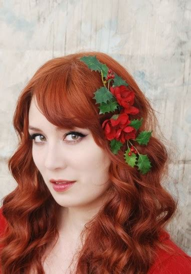 christmas hairstyles for long hair hairstyles trendy ideas and new year s hairstyles