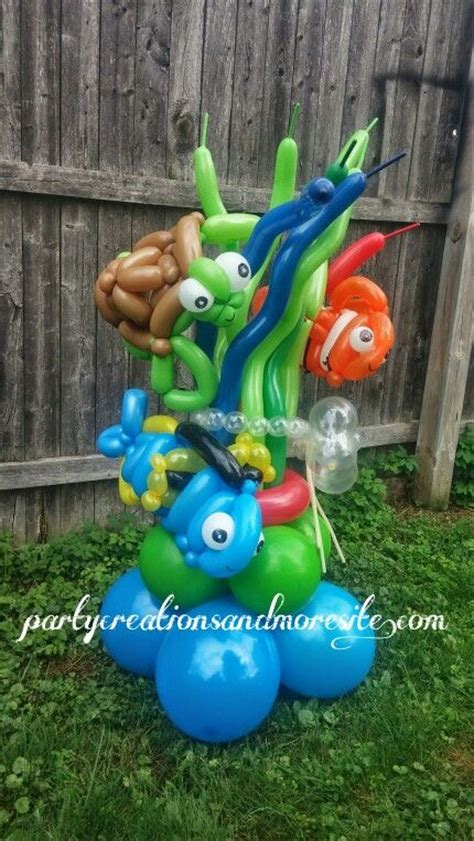 Finding Nemo Decorations by 25 Best Ideas About Finding Nemo Supplies On