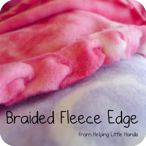 fleece blanket pieces by polly single layer no sew quot braided quot fleece blankets tutorial