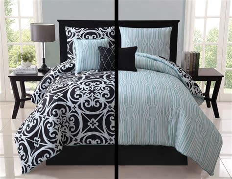aqua and black bedding vikingwaterford com page 36 great blue and white