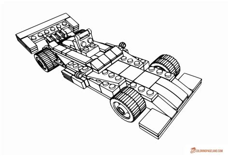lego racers coloring pages race car coloring pages free printable pictures