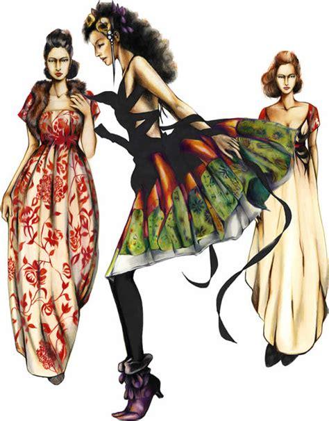 fashion illustration school fashion fashion show top fashion design 2011 fashion