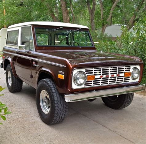 Frame Kacamata No 1 Sport 8696 C4 Brown Black Brown 1971 ford bronco w factory 302 automatic a c power steering power brakes classic ford