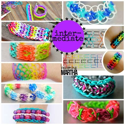 rubber band bracelets without the loom! - A girl and a ... Rainbow Loom Instruction Manual Patterns