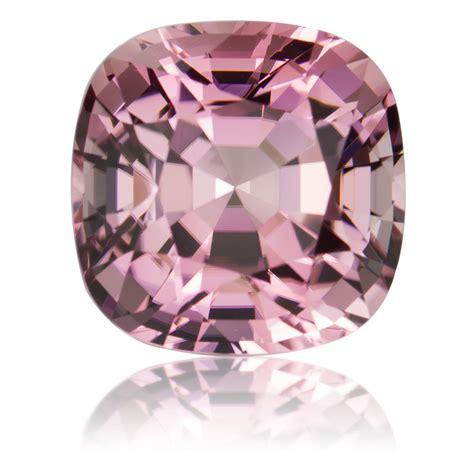 pink tourmaline cushion 6 2ct king gems