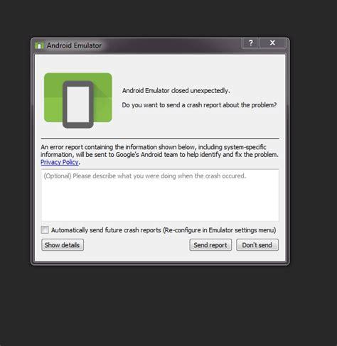 android service exle android studio проблемы с эмулятором stack overflow на русском