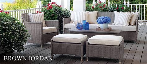 used brown patio furniture brown patio furniture used