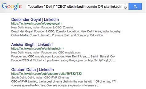 Profile Search Find Linkedin Profiles With Search