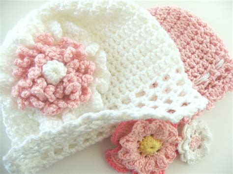 free crochet pattern newborn flower hat free easy crochet patterns to download crochet and knit