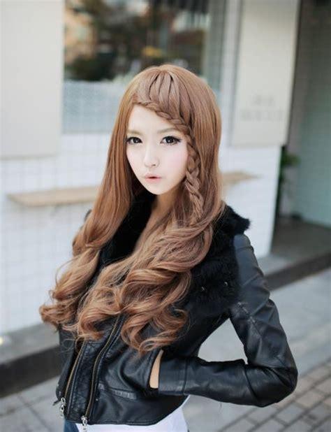 ulzzang hairstyles for school lee geum hee on tumblr