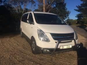 archive 2015 hyundai 2 5 diesel h 1 minivan auto george
