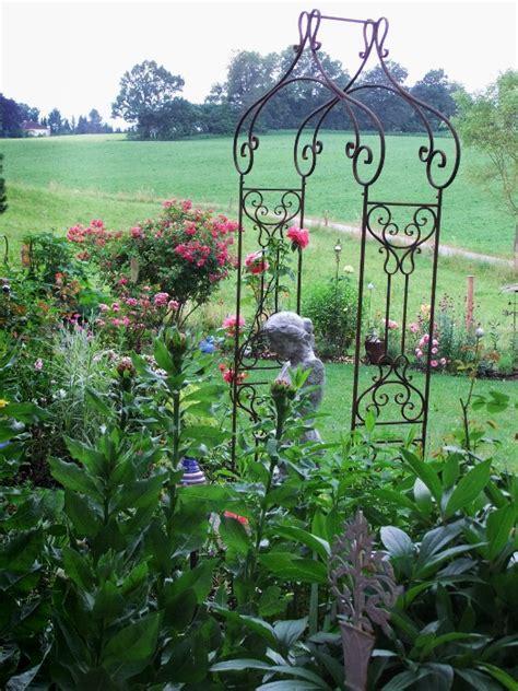 rosenbogen aus metall 285 gartengestaltung 187 rosenbogen