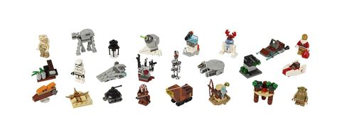 Murah Lego 75097 Starwars Advent Calender lego wars 75097 advent calendar building kit now for sale on minifigure price guide