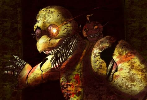 12 best images about nightmare chica on fnaf
